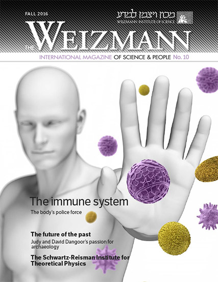 Weizmann Institute of Science - Magazine No 10