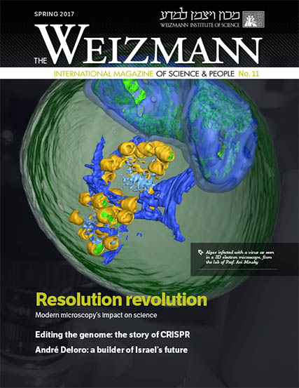 Weizmann Institute of Science - Magazine No 11